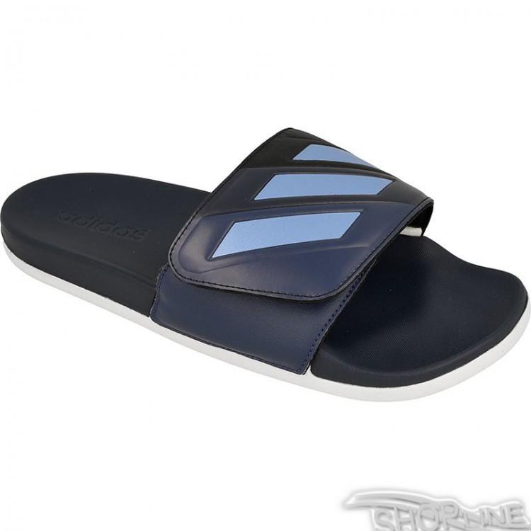 Šľapky Adidas Adilette Cloudfoam Plus Adjustable Slides M BB4509 - BB4509 1a3a1c082de