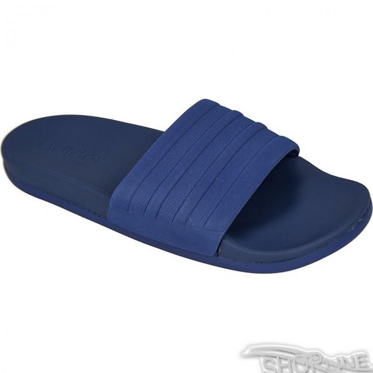 135058afb79e Šľapky adidas Adilette Cloudfoam Plus Mono Slides W - BB4542