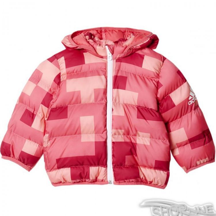 Bunda Adidas Synthetic Down Infants Jacket Kids - AY6776