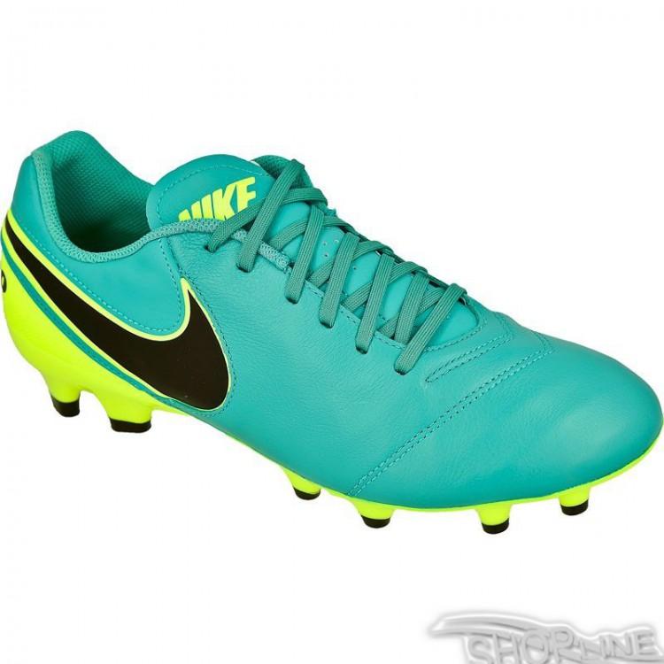 Kopačky Nike Tiempo Genio LEATHER II FG  M - 819213-307