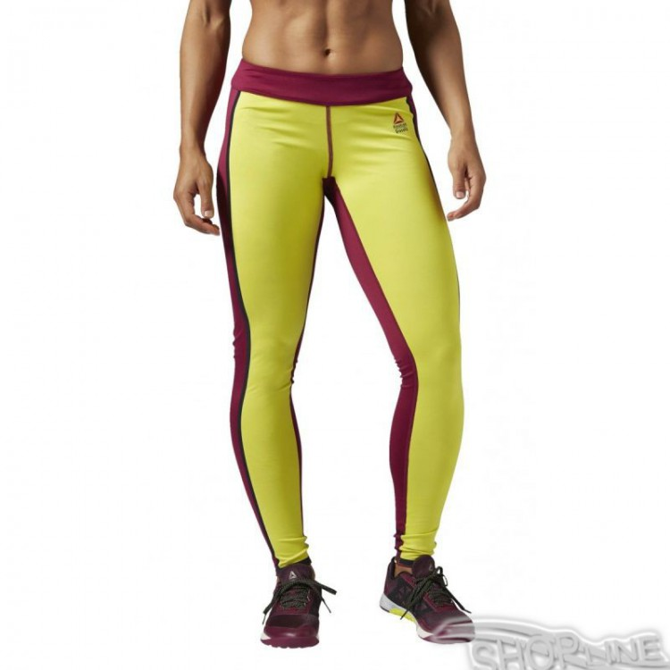 505c55ee97ad Legíny Reebok Crossfit Chase Tight Shemagh W AP9610 - AP9610
