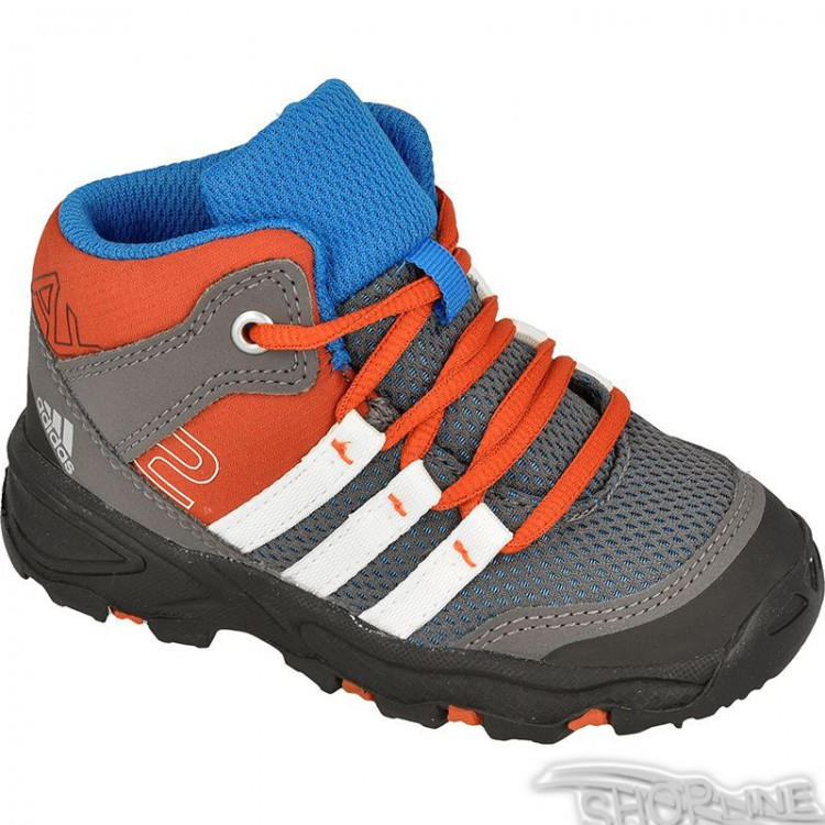 Obuv Adidas AX2 Mid I Kids - BB1400  b5825d7d844