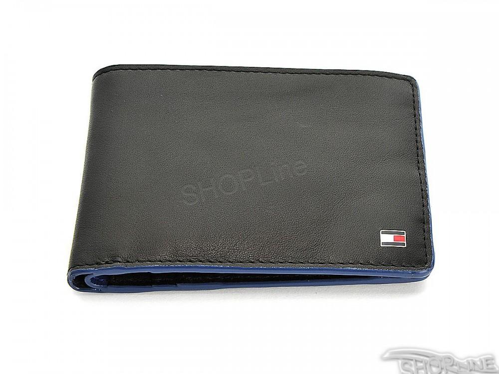 Peňaženka Tommy Hilfiger Contrast Edge CC And Coin Pocket - AM0AM01817002