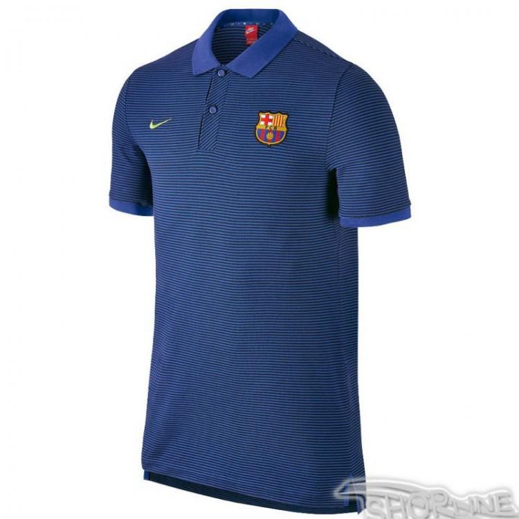 8a7f7d2b58f9c Polokošeľa Nike FC Barcelona Grand Slam Slim M - 777268-481 | Topkey.sk