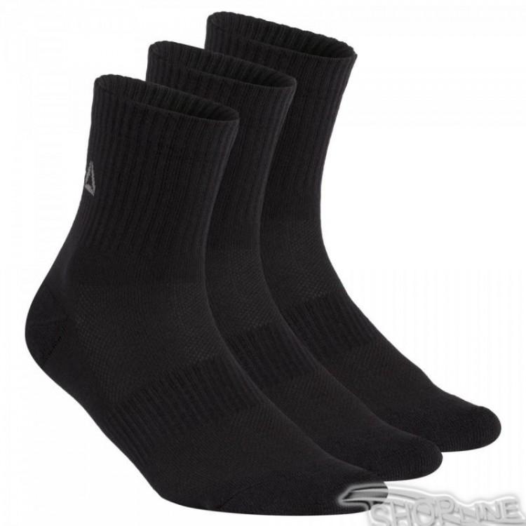 7891397e4e5 Ponožky Reebok Sport Essentials Mid Crew Sock 3pak - AJ6246