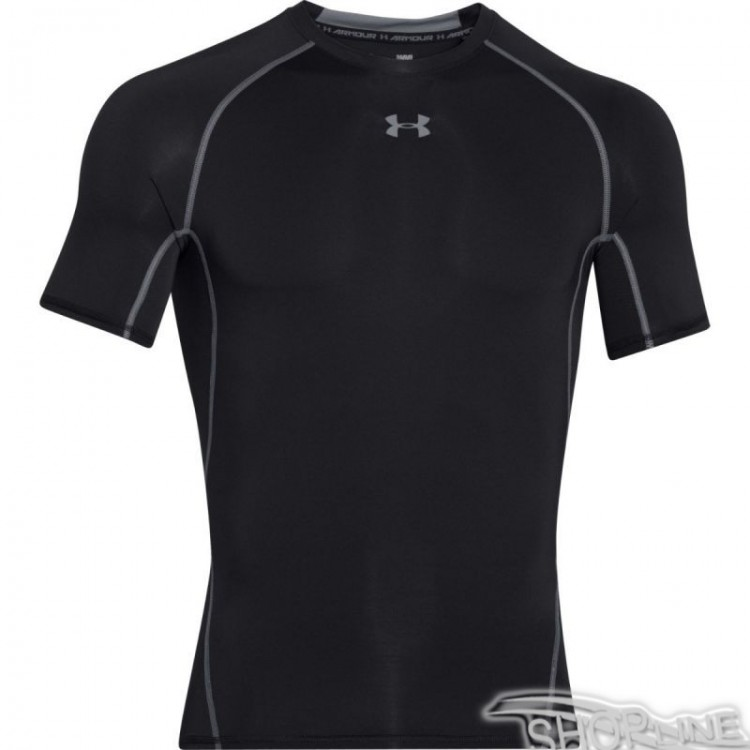 Tričko Under Armour HeatGear Compression Shortsleeve M - 1257468-001
