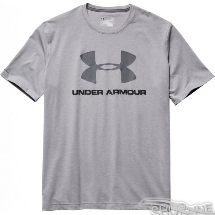 Tričko Under Armour Sportstyle Logo T-Shirt M - 1257615-025