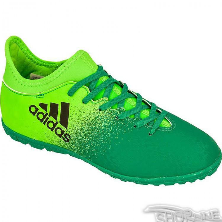 Turfy Adidas X 16.3 TF Jr  - BB5879