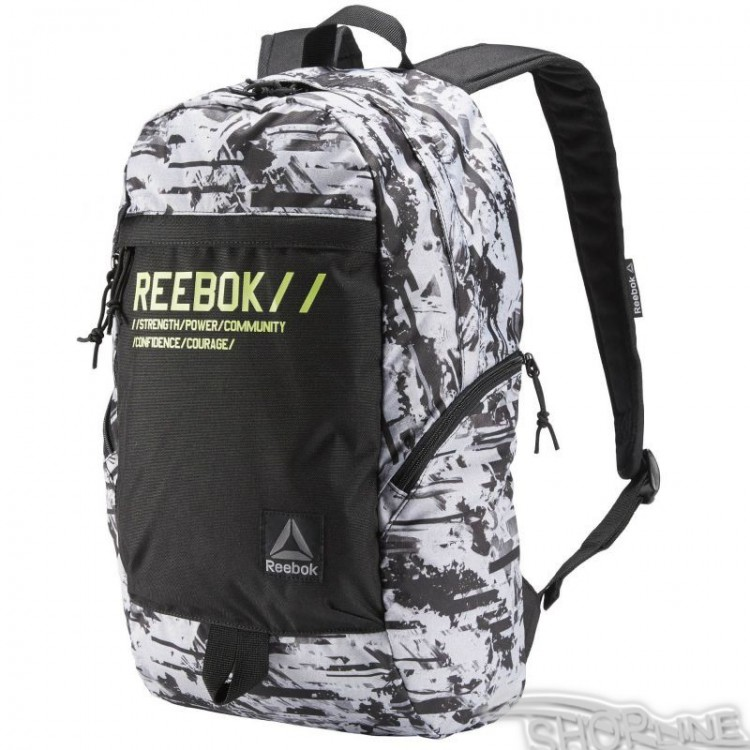 a70295966d0 Batoh Reebok Motion Workout Active Graphic Backpack - BK6687