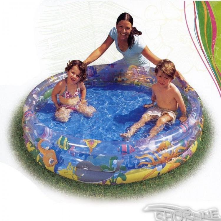 Bazén Aqua-Speed Splash and Play 122 cm - 1195
