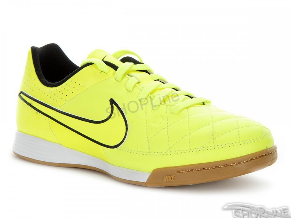 Halovky Nike Jr Tiempo Genio Leather Ic - 631528-770