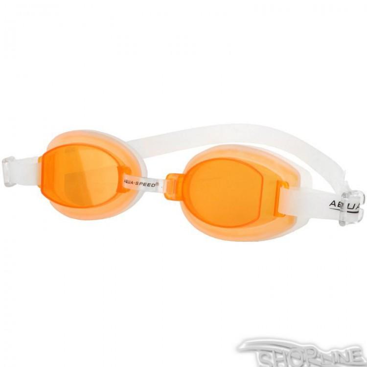Juniorské plavecké okuliare Aqua-Speed Asti 14 - 1173-14