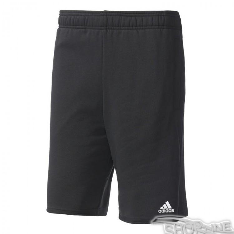 Kraťasy Adidas Essentials Raw Hem French Terry Short M - BK7461