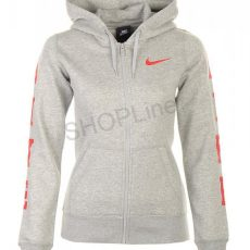 Mikina Nike Club Fz Hoody-Graphic1 - 725836-063