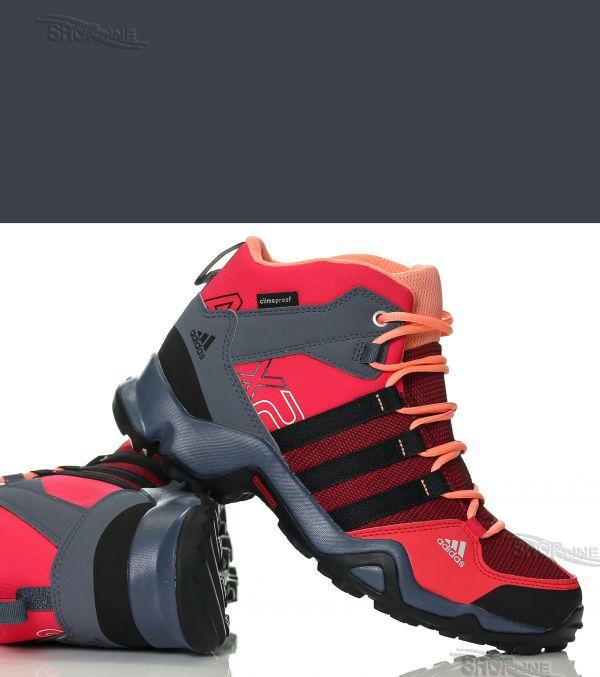 Obuv Adidas AX2 MID CP K - AQ4127