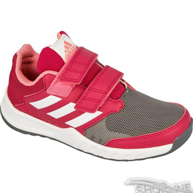 Obuv Adidas FortaGym CF Jr - BA9342