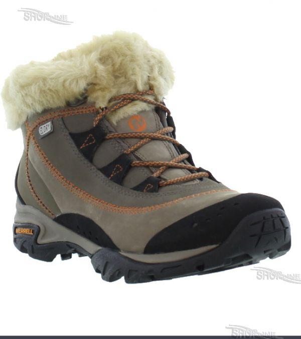 Obuv MERRELL SNOWBOUND DRIFT MID WATERPROOF - 48974