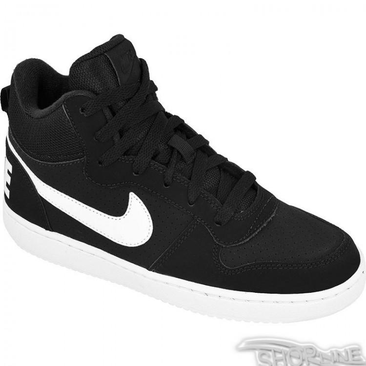 Obuv Nike Sportswear Court Borough Mid Jr - 839977-004