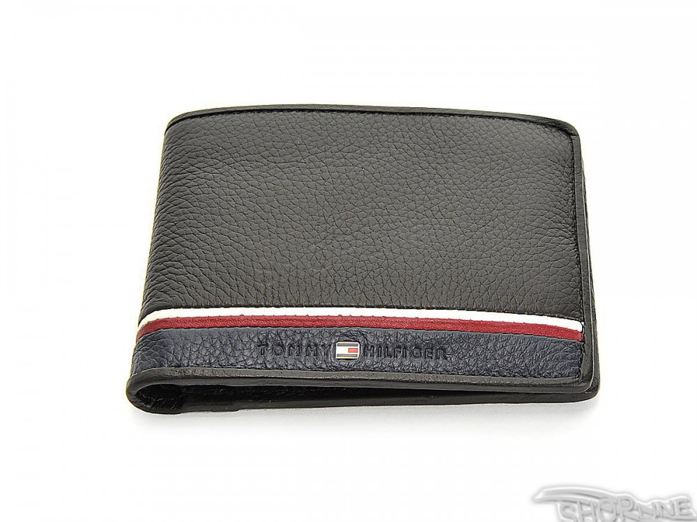 Peňaženka Tommy Hilfiger Corporate Cc Flap And Coin Pocket - AM0AM01832244 30c4f6991c6