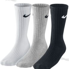 Ponožky Nike Value Cotton 3pack - SX4508-965