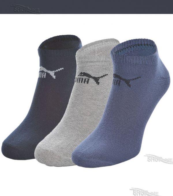 Ponožky PUMA SNEAKER V-3P - 201103-532