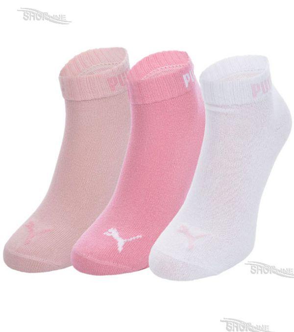 Ponožky Puma Basic Quarter - 201104-292