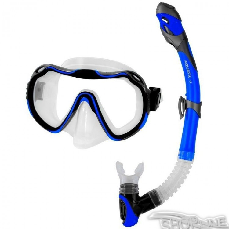 Potápačský set  Aqua-Speed Java + Elba 11 - 10077002013284