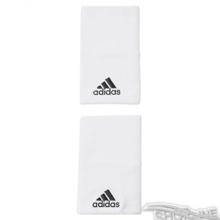 Potítka Adidas Tennis Wristbands Large 2 pcs - S97835