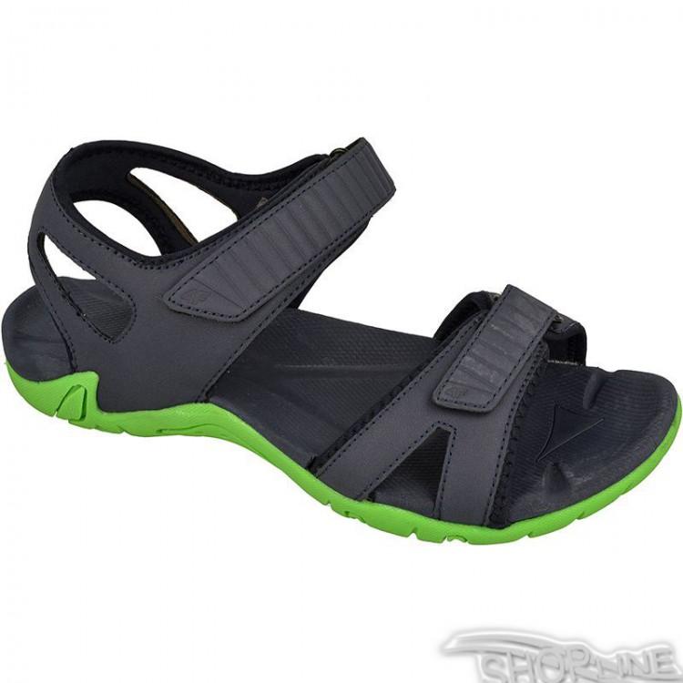 Sandále 4f M - H4L17-SAM001-GRANAT