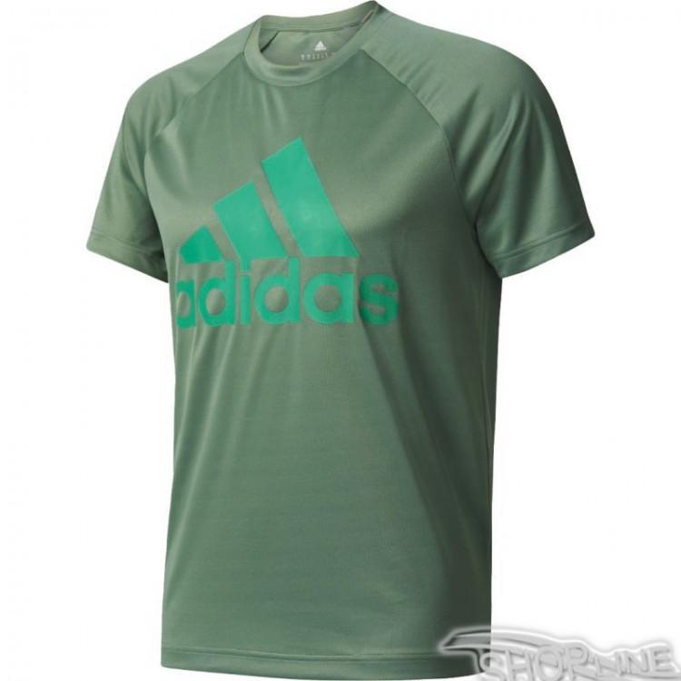 Tričko Adidas Designed 2 Move Tee Logo M - BK0935