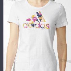 1cc615524b76 Tričko Adidas Foil Logo Tee - AI6138