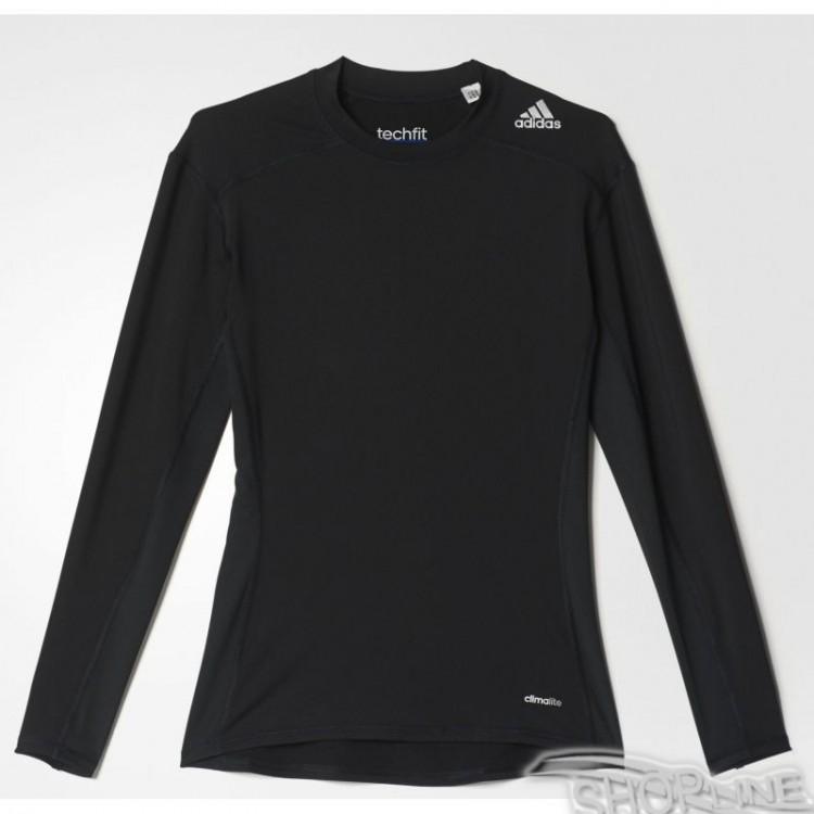 Tričko Adidas Techfit Base Layer Short M - AJ5016