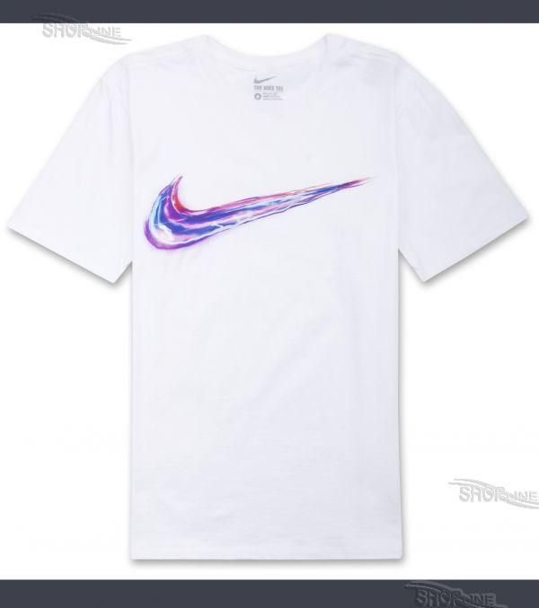 Tričko Nike Tee- Lightning Swoosh - 739364-100