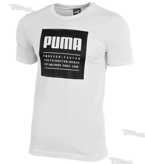 Tričko PUMA BPPO - 595026-02  c5b47d4352