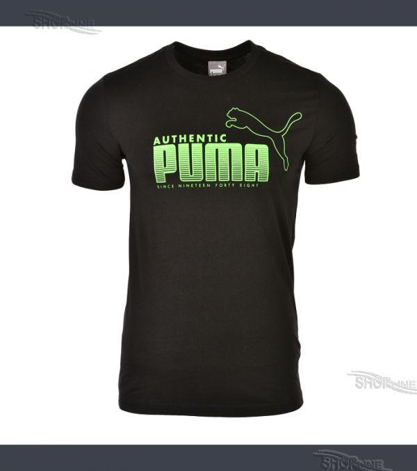 Tričko PUMA Logo - 593453-01  6946d96240
