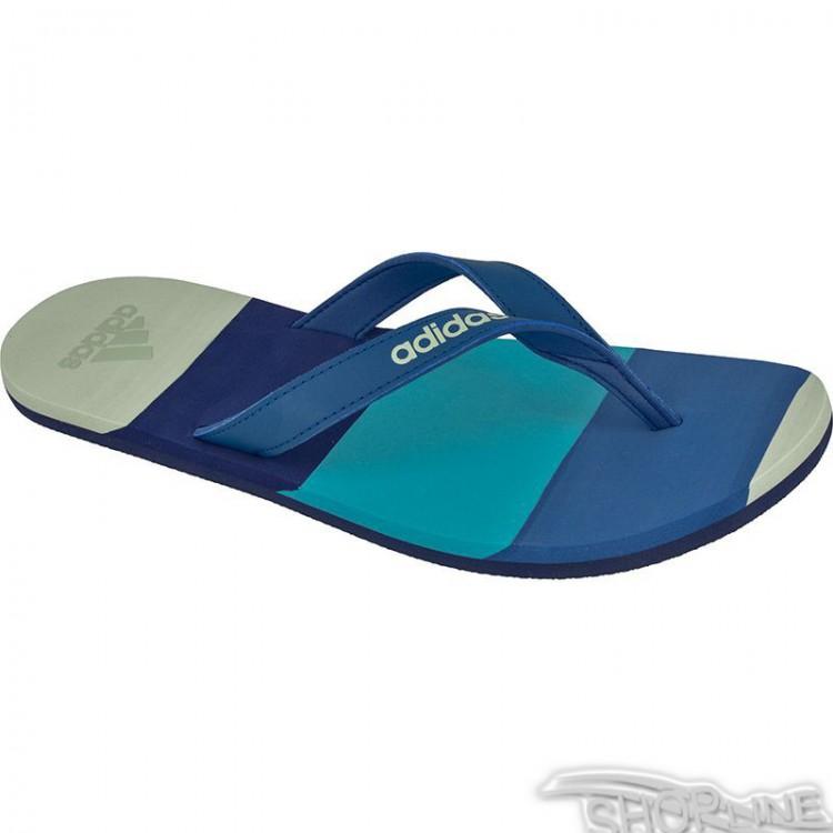 Šlapky Adidas Eezay Striped Thong M - BA8808
