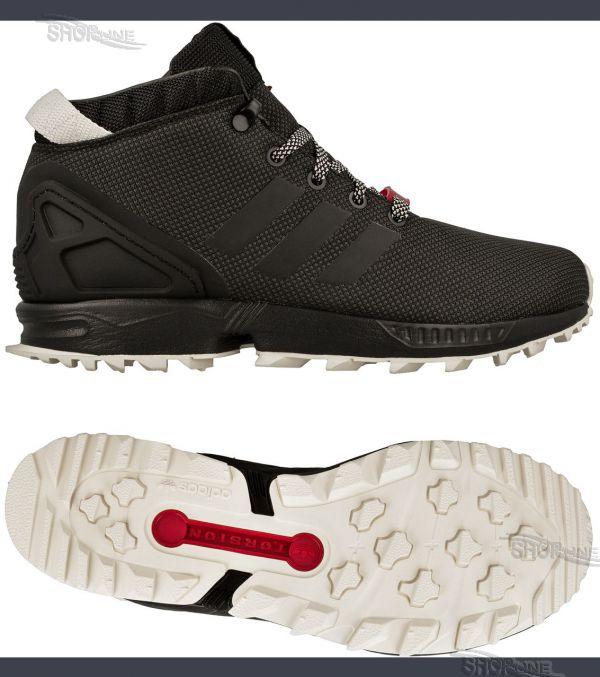 Obuv Adidas Adidas Zx Flux 5 8 Trail - S79741  4f4d6e270d7