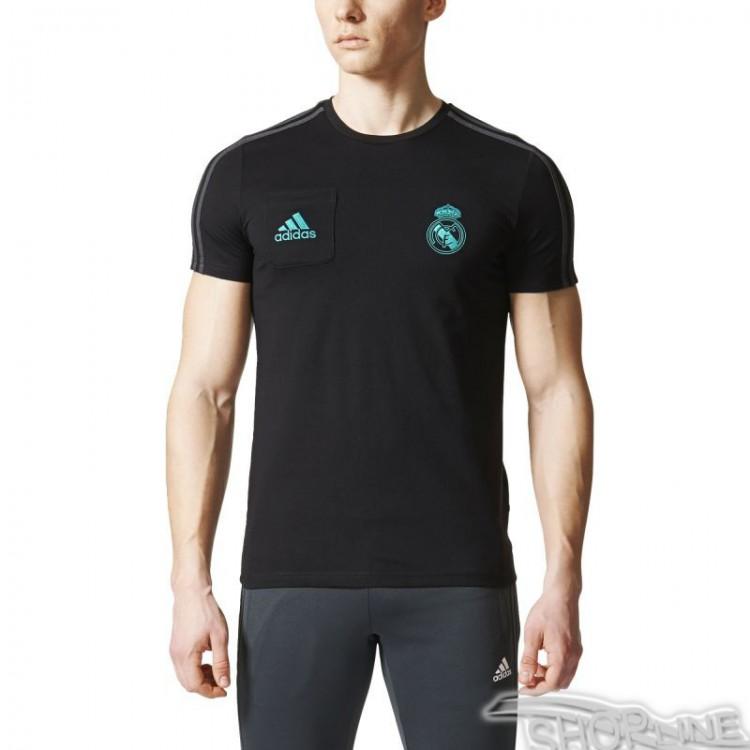 Tričko Adidas Real Madrid Tee M - BQ7898. Tričko ... 20e8442b240