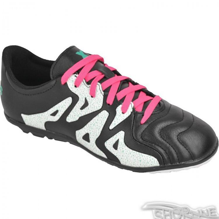 Turfy Adidas X 15.3 TF Leather Jr - AF4788