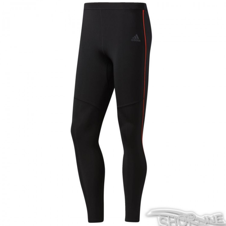 Bežecké nohavice Adidas Response Long Tights M - B47715