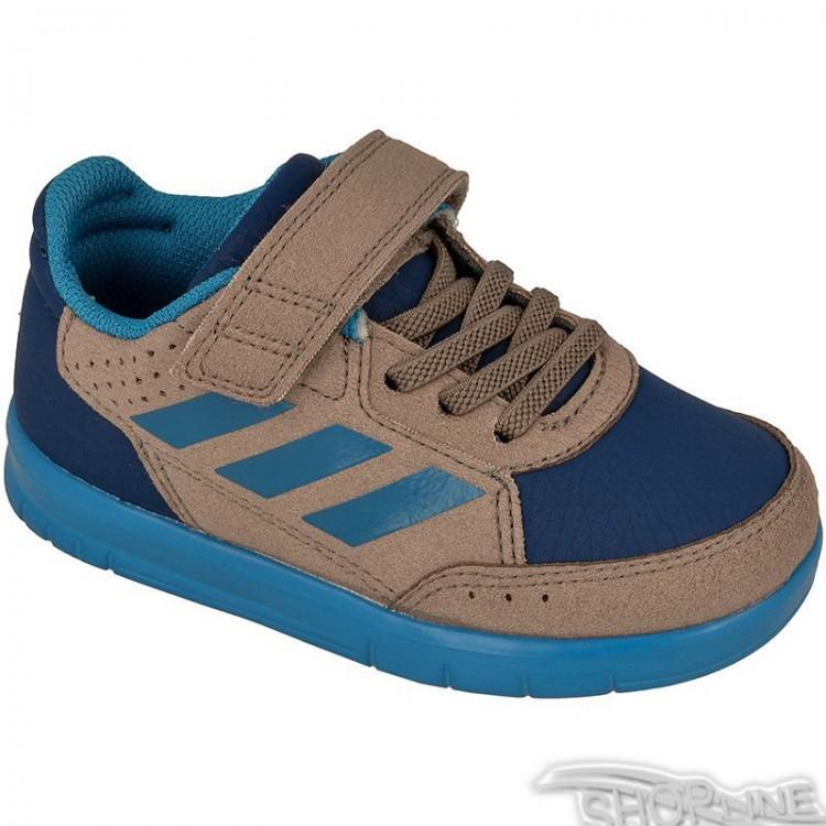 Obuv Adidas AltaSport El Kids - S81074