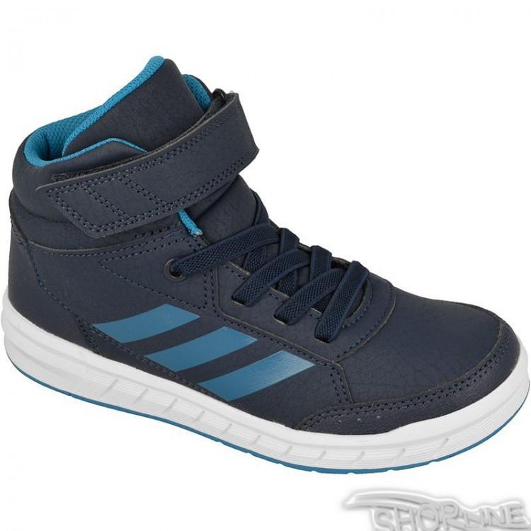 Obuv Adidas AltaSport Mid CF Jr - BB6209