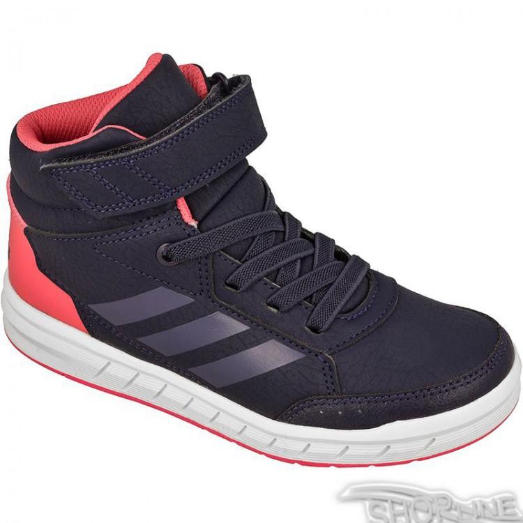 Obuv Adidas AltaSport Mid CF Jr - CG3339