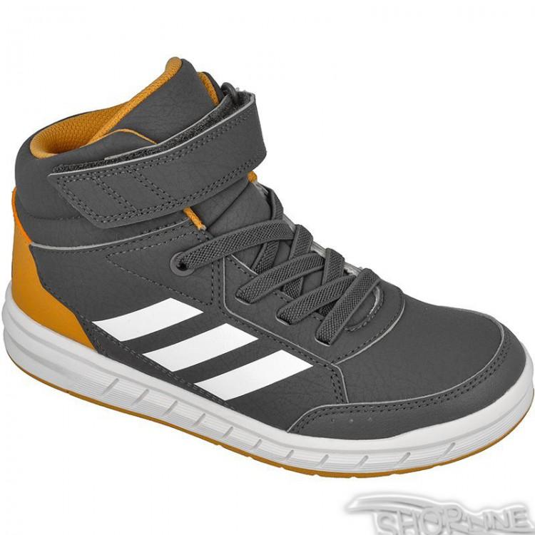 Obuv Adidas AltaSport Mid El K Jr - CG3340