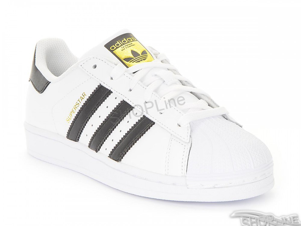 Obuv Adidas Superstar J - C77154