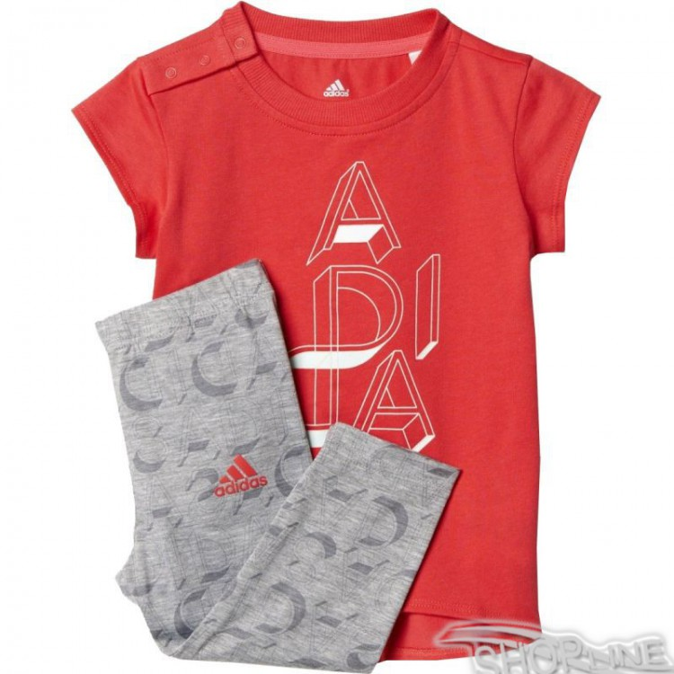 Súprava Adidas Mini Me Girls Set Kids - AY6014