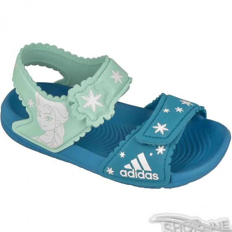Sandálky Adidas Disney Frozen AltaSwim Kids - BY8963