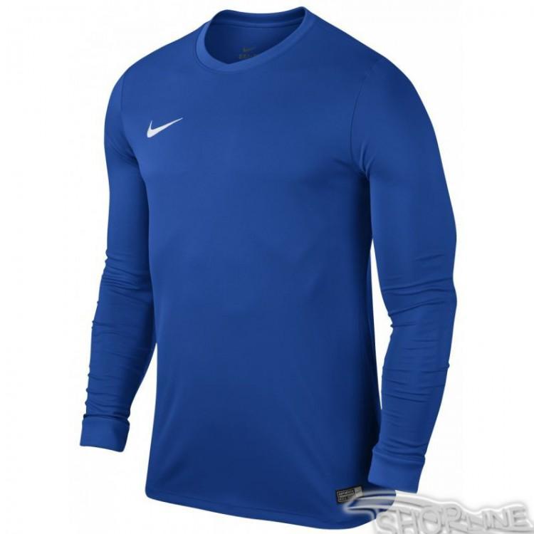 Futbalový dres Nike Park VI LS M - 725884-463