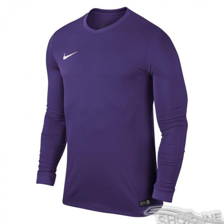 Futbalový dres Nike Park VI LS M - 725884-547