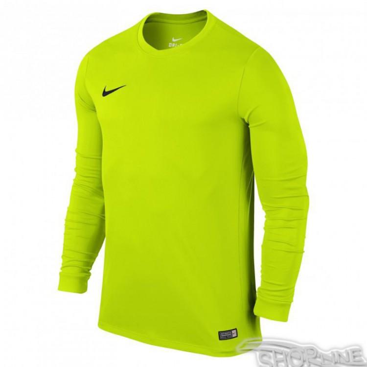 Futbalový dres Nike Park VI LS M - 725884-702